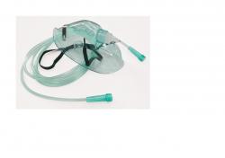 Kyslíková maska.