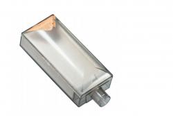 Vzduchový filtr pro kyslíkový koncentrátor Invacare.