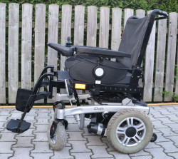 Invalidní vozík Meyra.